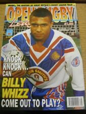 Nov-1993 Rugby League: Open Rugby League Monthly Magazine, Number 159. Bobfranka