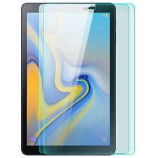2x Panzer Glasfolie für Samsung Galaxy Tab A 10.5 2018 Displayschutz Glas
