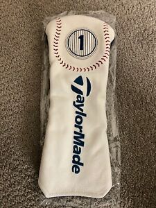 TaylorMade Driver Headcover Limited Edition Rare
