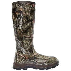 "Lacrosse Boots Men's 18"" 4xBurly 800G (202003) Size US 10"