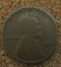More details for 1927 d lincoln wheat cent planchet error