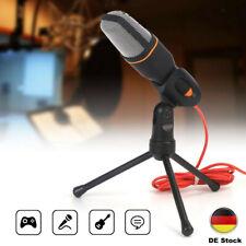 Profi Kondensator Microphone Audio USB-Mikrofon Komplett Set Für Studio Aufnahme
