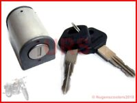 Solid Heavy Duty Royal Enfield Handle Lock with 2 Keys Brand New