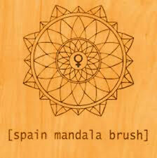 Spain : Mandala Brush VINYL (2018) ***NEW***