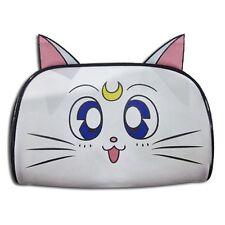 NEW Sailor Moon * Artemis Cosmetics Bag * Anime Manga Cat Kitty Cosmetic Purse