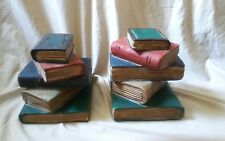 Classic Wooden Books Bookends Library