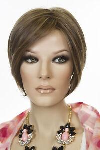 Ignite Short Lace Front Jon Renau Heat Defiant Straight Blonde Red Wigs