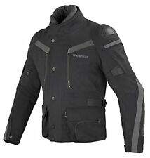 Giacche Dainese Carve Master Goretex Jacket Black 52-black / Dark-gull Grey