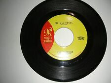 Crystals - He's A Rebel / I Love You Eddie 45 Philles Records VG 1962