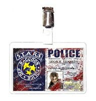 Resident Evil – Leon S Kennedy Blood STARS Cosplay Film Prop Comic Con Christmas