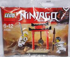Lego 30530 Ninjago WU-CRU Target Training Polybag mit Llyod und NYA NEU