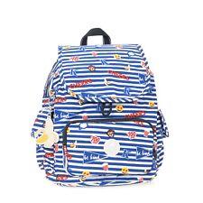 Kipling Emoji City Stripe Backpack
