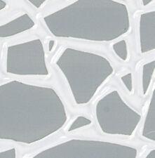 Dollhouse Gray Flagstone w/White Grout Tile Flooring New #HW7319