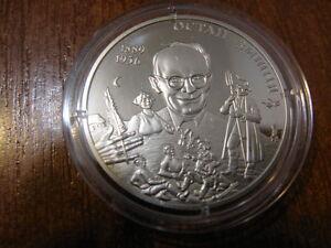 "Ukraine coin: ""Ostap Vyshnia"" 2 UAH 2014 UNC"