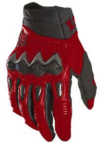 Fox Racing Bomber Glove Men's Street Gloves or Off Road Carbon Look Knuckle