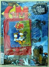 GM MAGAZINE n. 1 Giovani Marmotte ancora incellofanato - Disney