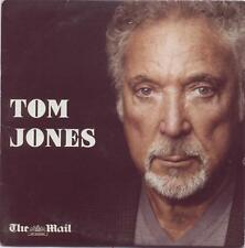 TOM JONES: LIVE- UK PROMO CD: 14 TRACKS / THUNDERBALL, SEXBOMB, DELILAH