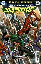 Justice League #20 Vf/Nm 2017
