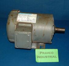 Marathon H704 3 Phase Motor 1-1/2(1.5) - 1HP 208-230/460V 1735RPM 60/50Hz
