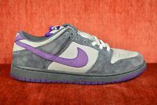 1f602a72 WORN TWICE Nike Dunk Low PRO SB Purple Pigeon Graphite Violet Size 9  304292-051