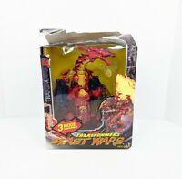 Vintage Transformers Beast Wars Transmetals 2 Megatron MIB Hasbro 1999 Predacon