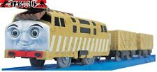 Diesel Train Set TS09 - Thomas The Tank Engine By Tomy Trackmaster Japan