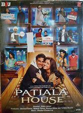 PATIALA HOUSE - BOLLYWOOD DVD - Akshay Kumar, Anushka Sharma, Rishi Kapoor.