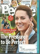 People Magazine (July 6, 2020) PRINCESS KATE STEPS UP THE PRESSURE TO BE PERFECT