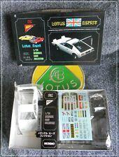 Lotus Esprit Kit Plástico Nichimo como nuevo en caja 1:24 Sin Motor