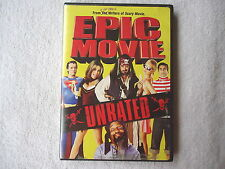"""Epic Movie DVD Unrated Version """" AWESOME COLLECTABLE DVD """""""