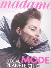 Figaro Mme 19005-10/09/2005 Spécial Mode  Yasmina Reza M.Roberts N.Kidman Murray