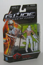 2009 GI Joe TROC Storm Shadow Arctic Assault MOC