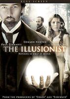 The Illusionist DVD Neil Burger(DIR) 2006