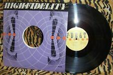 "Elvis Costello High Fidelity 12"" F Beat Orig 1980 WAVE"