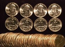 New listing 1986-D Bu Washington Quarter roll (40 bu coins )