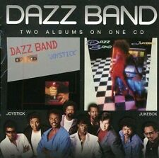 Joystick/Jukebox * by Dazz Band (CD, Aug-2011, Funky Town Grooves) NEW SS oop