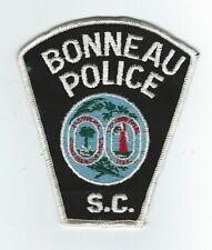 VINTAGE BONNEAU, SOUTH CAROLINA POLICE (CHEESE CLOTH BACK) patch