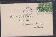 Canada 2c Confed. dated 1 week after issue (FDC 150.)
