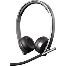 Logitech Wireless Headset dual H820e schwarz