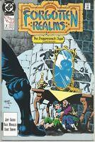Forgotten Realms #7 : DC Comics : February 1990