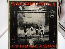 New listing THE CLASH – SANDINISTA! 1980 3 LP UK Press CBS FSLN 1 Insert NM Ultrasonic Clean