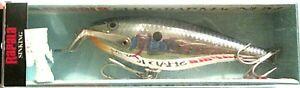 Rapala Shad Rap Magnum Wobbler, Crankbait, Kunstköder, 12 cm, Sinking, Neu