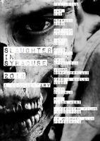 Slaughter in Syracuse 2014: An Underground Horror Documentary DVD