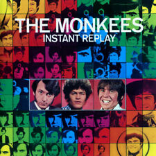 The Monkees - Instant Replay ( AUDIO CD in JEWEL CASE )