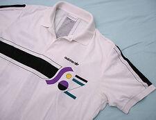 Polo ADIDAS, taglia 52, colore Bianco, vintage, era Lendl Borg Becker Agassi.