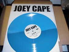 LP:  JOEY CAPE - ONE WEEK RECORDS   NEW UNPLAYED BLUE SPLIT VINYL Ltd  LAGWAGON