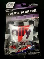 2019 WAVE 10 NASCAR Authentics 1:64 JIMMIE JOHNSON #48 ALLY CHEVY CAMARO w/Hood