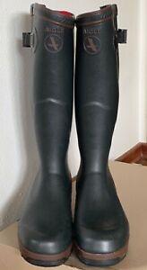 Aigle Parcours 2 iso, Bronze, Gr. EUR 37, UK 4, wie neu-nur 1x getragen!