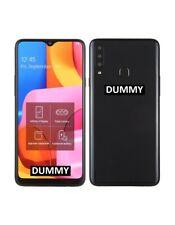 TELEFONO FINTO DUMMY SCHERMO COLORATO REPLICA Samsung Galaxy A20s NERO