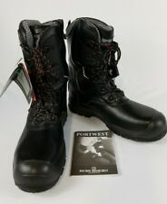 """Portwest Tractionlite 10"""" Safety Boot UFD01 Size 12 FREE SHIP"""